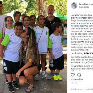 15.11.2017 - Instagram Laura Bier
