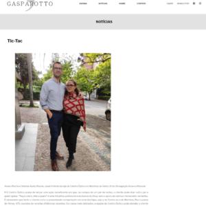 01.06.2020 - Gasparotto - Online - Tic Tac - Centro Óptico