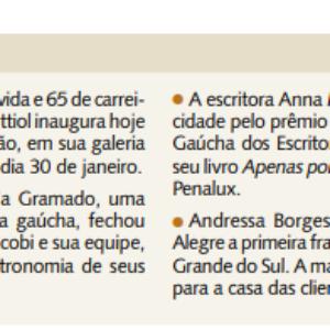 10_12 - Jornal do Comércio - Vida Social - Impresso - SPA Express