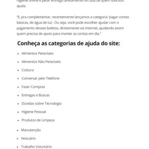 20_05 - G1 - Empresa do RS cria site para aproximar quem precisa com quem pode ajudar - Precisamos 2