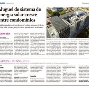 31_01 - Edsun - O Globo - Impresso